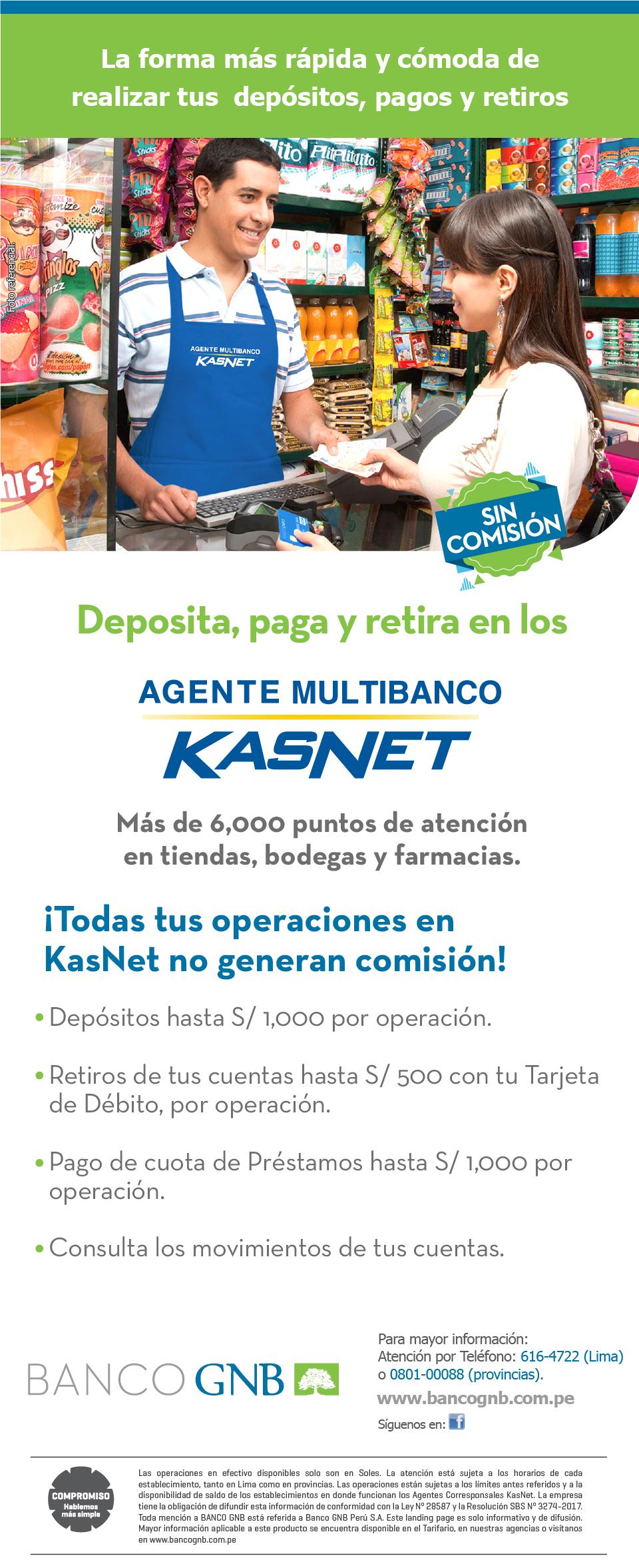 Banco GNB Perú