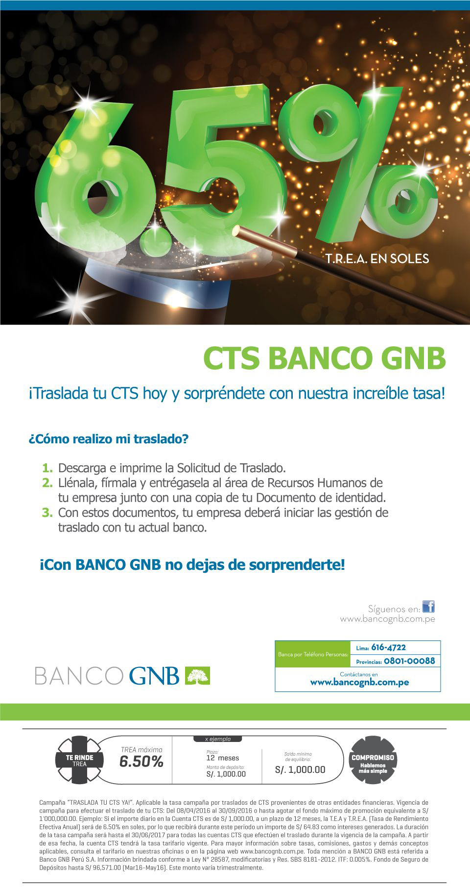 Cts banco gnb for Banco exterior internet 24