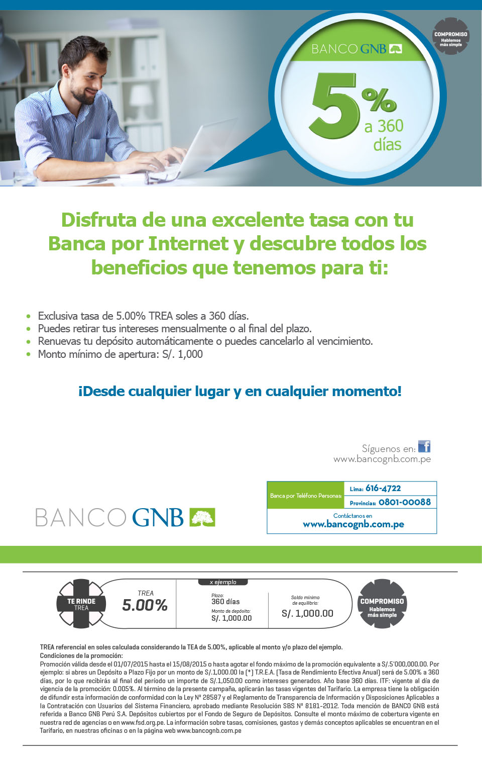 Dep sito a plazo fijo 5 for Banco exterior internet 24