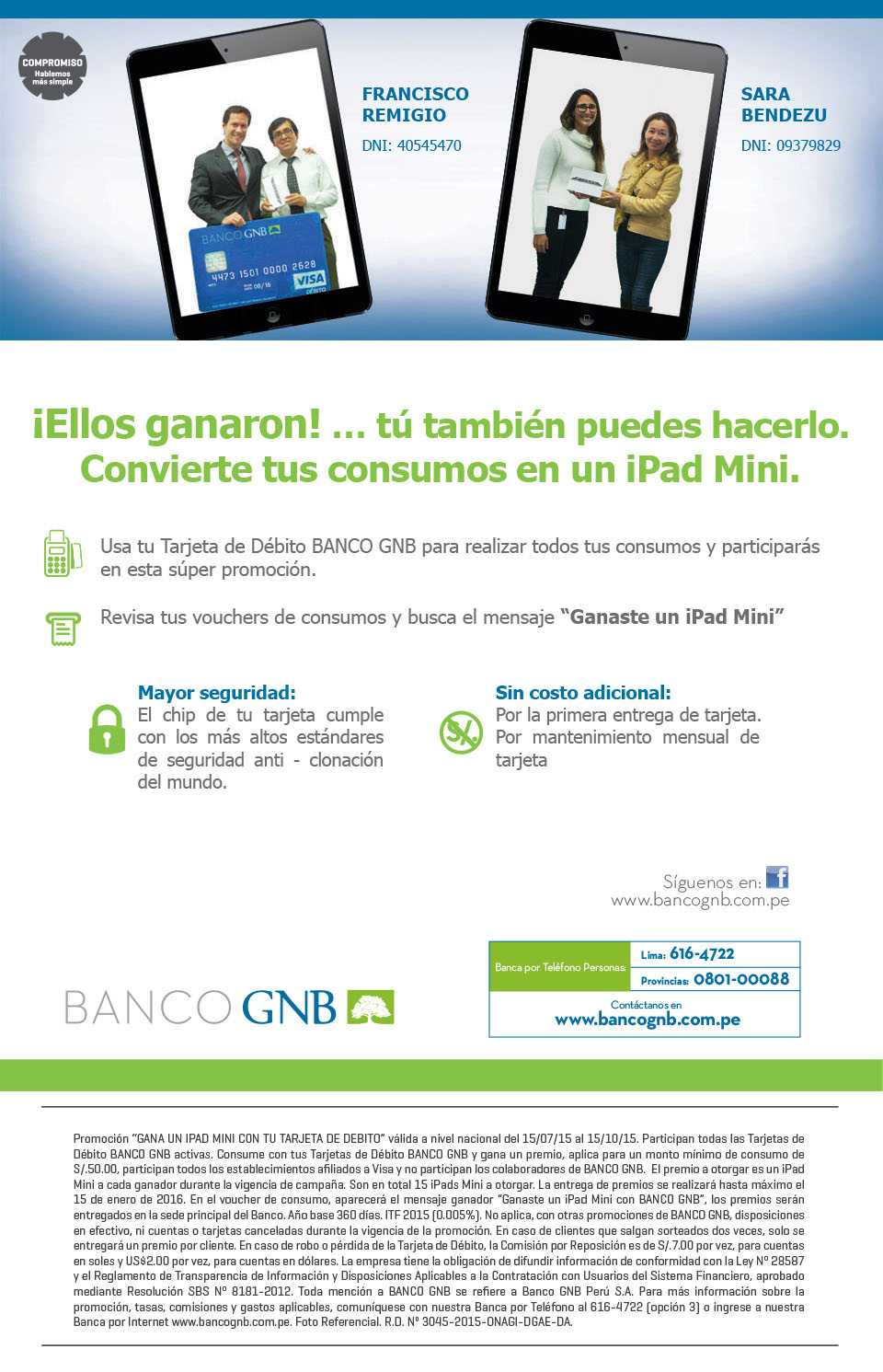 Voucher ganador for Banco exterior internet 24