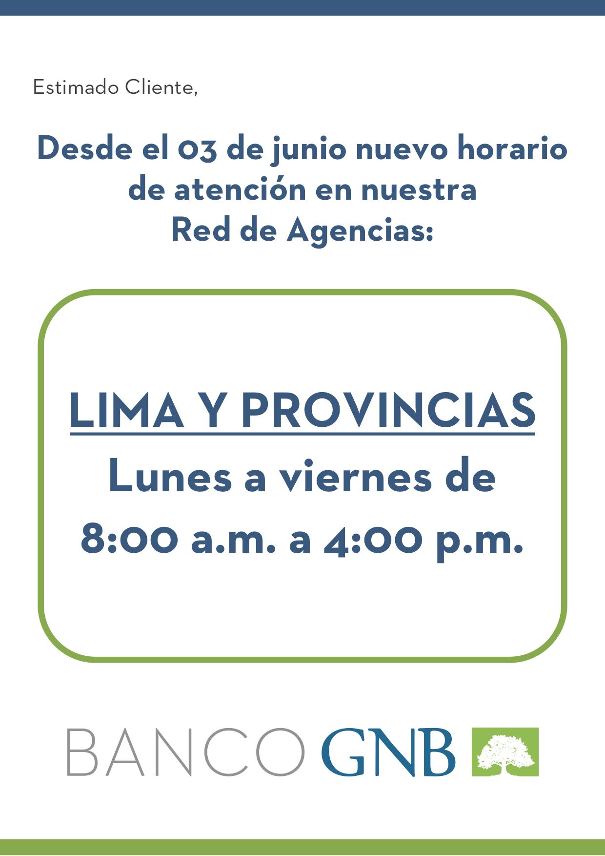 GNB Peru.